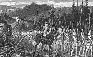 In 1755, 1,400 British troops marched over the Appalachian ...