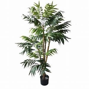 Romano 5 ft Tropical Palm Tree-50-10004-R - The Home Depot