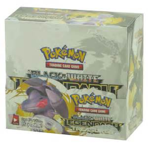 pokemon booster box images