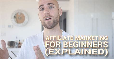 Marketing For Beginners by Affiliate Marketing For Beginners Explained In Plain
