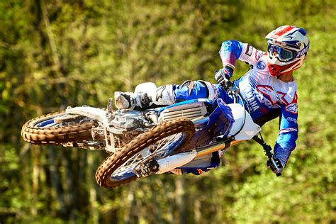 motocross racing yamaha introduces 2018 motocross models chaparral