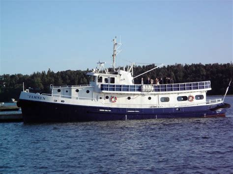 Passenger Boats For Sale California by 1944 Custom Steel Passenger Vessel Power Boat For Sale