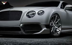 2013 Vorsteiner Bentley Continental GT BR10 RS 2 Wallpaper