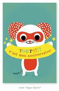 Carte Anniversaire Pour Enfant : invitation pour anniversaire enfant oh42 jornalagora ~ Melissatoandfro.com Idées de Décoration