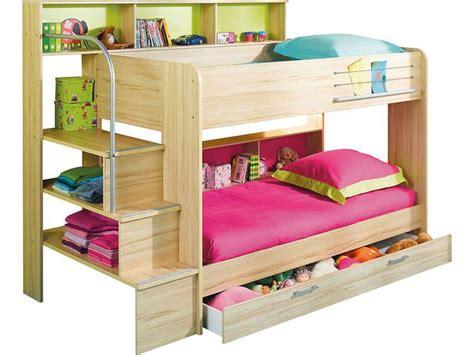 lit superposé avec bureau intégré conforama les 25 meilleures idées de la catégorie lit enfant