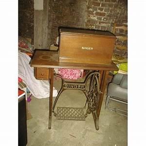 Ancienne Machine A Coudre : ancienne machine a coudre singer p dale neuf et d 39 occasion ~ Melissatoandfro.com Idées de Décoration