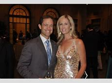 Blacktie Photos Mike Manatos with wife Laura Evans of