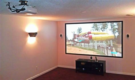 How To Install Projector On Ceiling Wwwgradschoolfairscom