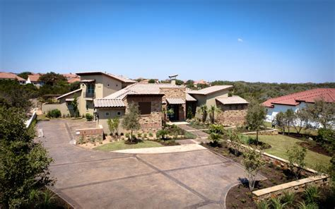 Modern Santa Fe Style   Traditional   Exterior   Other