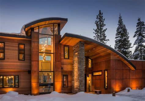 Hausfassade Mit Holz Verkleiden by Hausfassade Ideen F 252 R Die Verschiedenen Kombinationen Zu