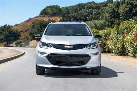 Best Ev Cars 2017 by Green Car Reports 2017 Best Car To Buy Nominee Chevy Bolt Ev