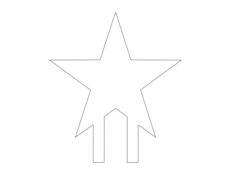 Star Dxf File Free Download