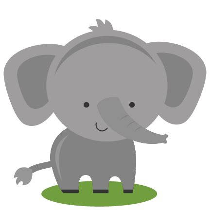 These svg images were created by modifying the images of pixabay. Elephant SVG scrapbook cut file cute clipart files for ...