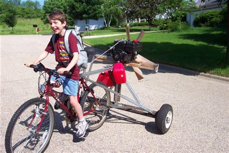 The Fantastic Fan-powered Bike