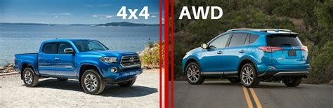 What Is Better 4wd Or Awd by Which Is Better Four Wheel Drive Or All Wheel Drive