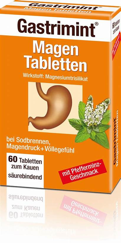 Tabletten Heilbrunner Bad Magen