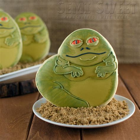 star wars template cake star wars jabba the hutt cookies with printable template