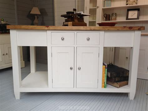 Kitchen Island, Painted Kitchen Units, Oak Kitchen Islands