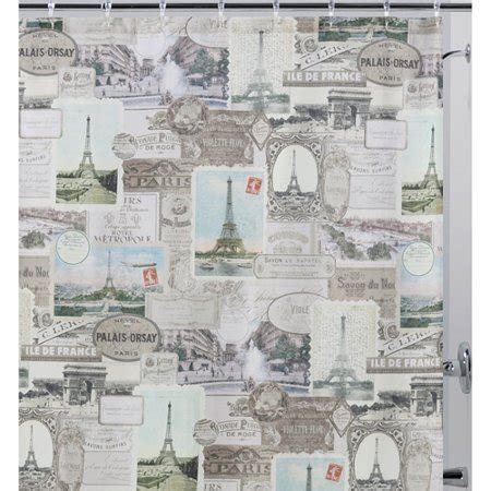 Creative Bath Shower Curtains by Creative Bath Traveler Shower Curtain Walmart
