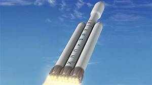 Falcon 9 Heavy Rocket (page 2) - Pics about space