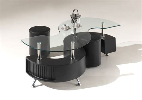 canape bebe table basse en verre table basse en forme de s avec