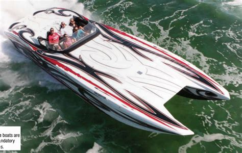 Mti Boats Careers by Powerboating In Paradise Photos Mti Marine