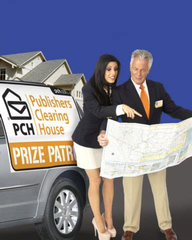 publishers clearing house prize patrol the prize patrol speaks out on all of these prizes pch