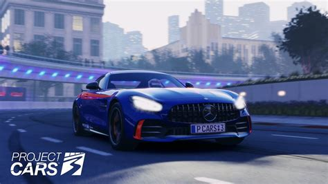 project cars  reveal trailer signals change  direction