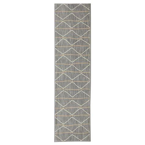jeff lewis rugs jeff lewis spencer grey 2 ft x 8 ft rug runner 497736
