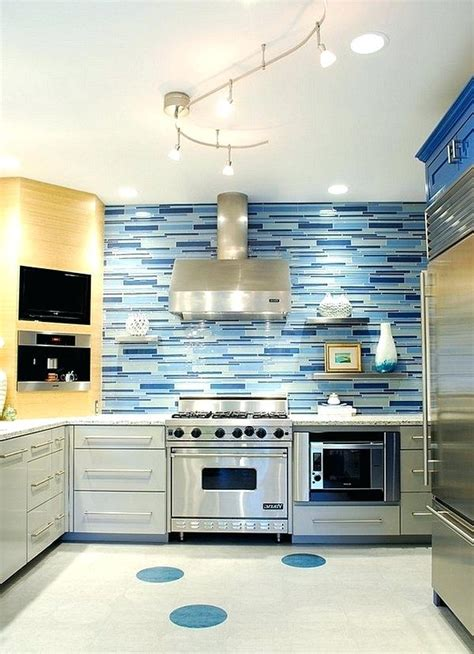 kitchen cabinets with blue walls blue kitchen walls with brown cabinets homes kitchen light 9510