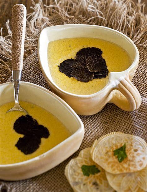 recette de cuisine gastronomique recette de cuisine gastronomique soupe de polenta à la