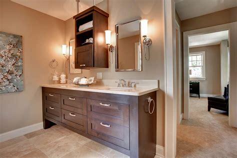 bathroom cabinetry ideas custom bathroom cabinets mn custom bathroom vanity
