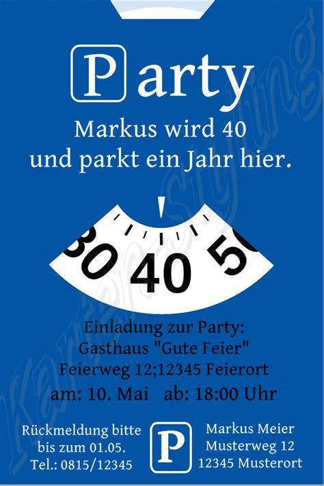 einladung geburtstag motto party danksagung fotokarte