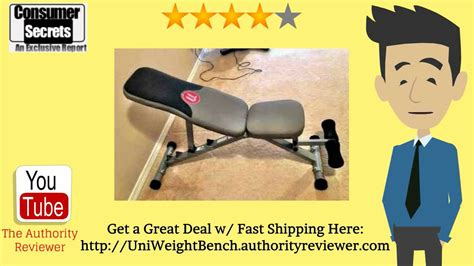Universal Five Position Weight Bench by Review Sale Universal 5 Position Weight Bench