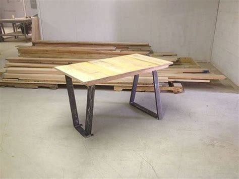 kitchen island legs metal squares legs and table legs on pinterest