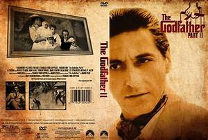 The Godfather II - Movie DVD Custom Covers - The Godfather ...