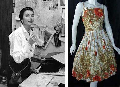 Anne Klein Fashion Designer Biography