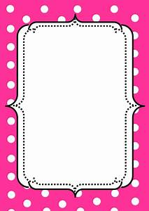 Ladies Borders Clipart