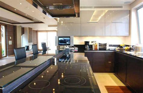 les plus belles cuisines design cusines design 18 exemples de cuisines moderne et