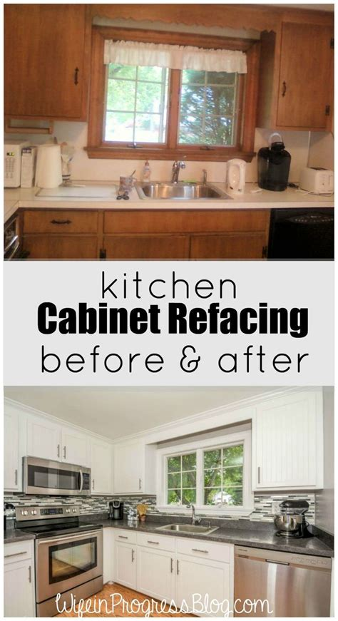 new cabinets or reface 17 best ideas about old kitchen cabinets on pinterest