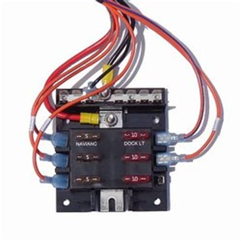 pontoon boat wiring harness