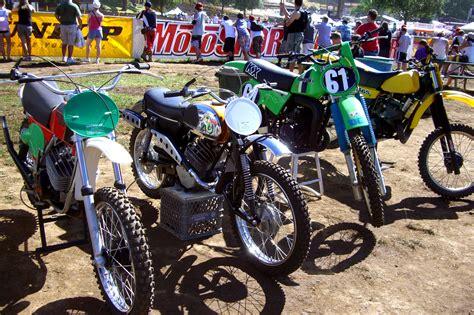 Classic Motocross Bikes For Vintage-style Scrambling