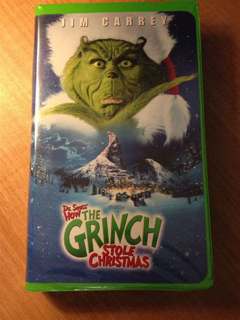 opening    grinch stole christmas  action