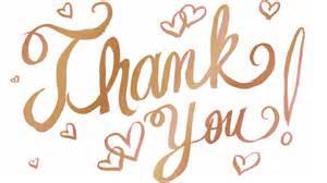 thank you lettering gold mospens studio