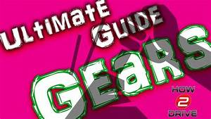 How To Change Gears   The Ultimate Guide To Driving Manual