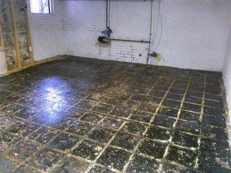 Removing Asbestos Floor Tiles Canada by Asbestos Tile Removal And Replacement Slc Environmental