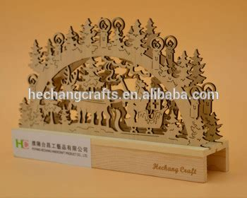 laser cutting wooden lighted christmas decoration buy