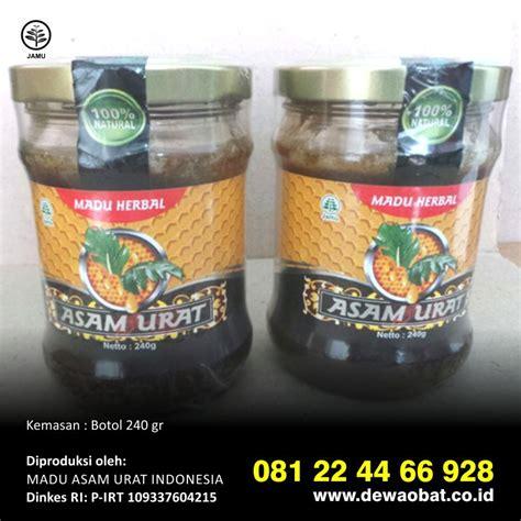 dewa obat herbal bandung madu herbal asam urat