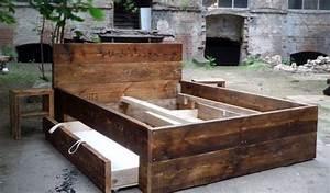 Sitzbank Mit Stauraum Selber Bauen : bett selber bauen f r ein individuelles schlafzimmer ~ Michelbontemps.com Haus und Dekorationen