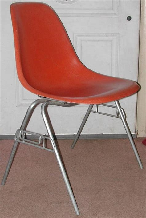vtg 1960 s eames era mid century authentic herman miller